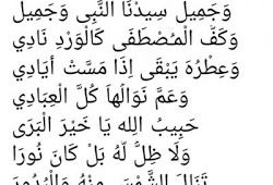 Lirik Sholawat Tibbil Qulub Syifa Dan Bacannya Arab Latin Artinya Fiqihmuslim Com In 2021 Shalawat Teks Indah