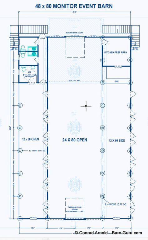Event Barn Plans Barn Plans Barn Layout Wedding Floor Plan