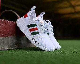 Supreme | Etsy | White gucci shoes, Kid