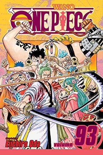 One Piece Vol 93 93 Manga Books Manga Book Collection Good Anime To Watch
