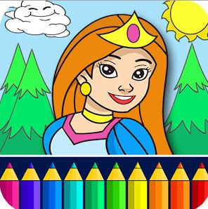 Prenses Boyama Oyunu Indir Oyna Oyun Prenses Ve Oyunlar