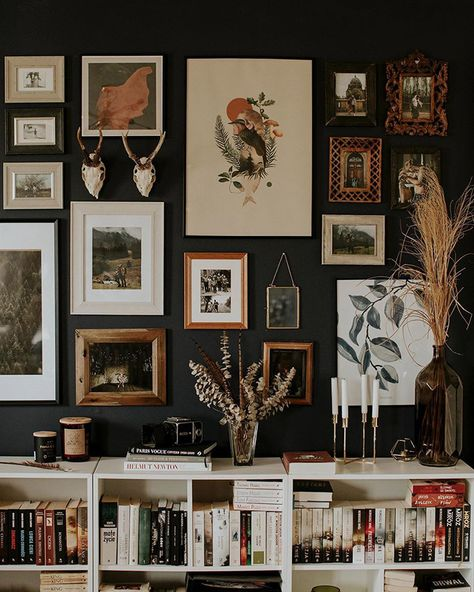 Everything You Need To Know About Creating A Stunning Gallery Wall | Posh Pennies