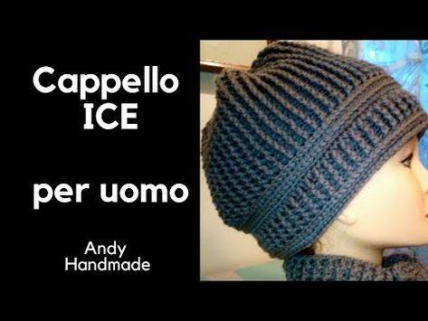 arte squisita selezione premium la migliore vendita Uncinetto tunisino berretto stile francese. In questo ...