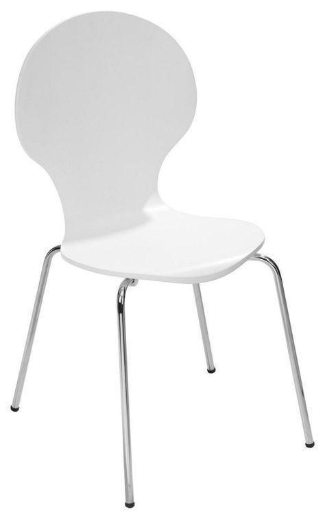 Stuhl Weiss Weisse Stuhle Holzwerkstoff Und Stuhle