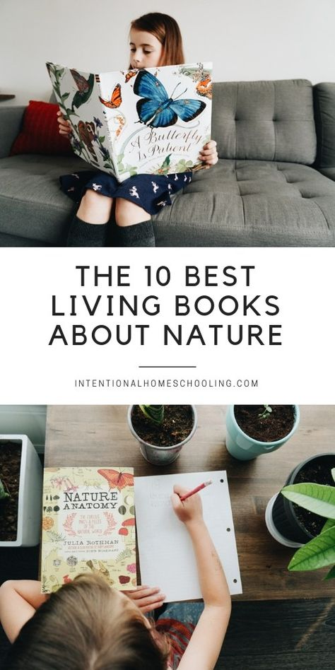 The Ten Best Living Books About Nature