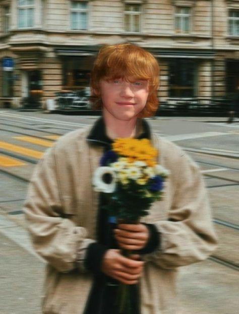 Ron Weasley modern edit