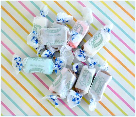 1 lb KISS Salt Water Taffy - PICK YOUR OWN
