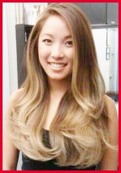 Half Asian With Blonde Hair Google Search Hair Color Asian