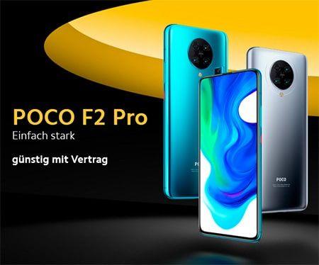 Xiaomi Poco F2 Pro Mit Vertrag Stand August 2020 In 2020 Handyvertrag Vertrag Sim Karte