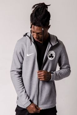 cheap for discount 9e1a4 8bd20 Nike NBA Boston Celtics Showtime Hoodie | Superfanas.lt ...