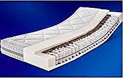 Ergospring Tfk 1000 7 Zonen Tonnen Taschenfederkernmatratze
