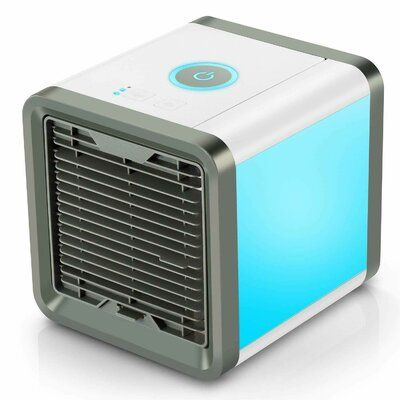 Setemi 4 In 1 Mini Usb Personal Space Airconditioner Cooling Fan