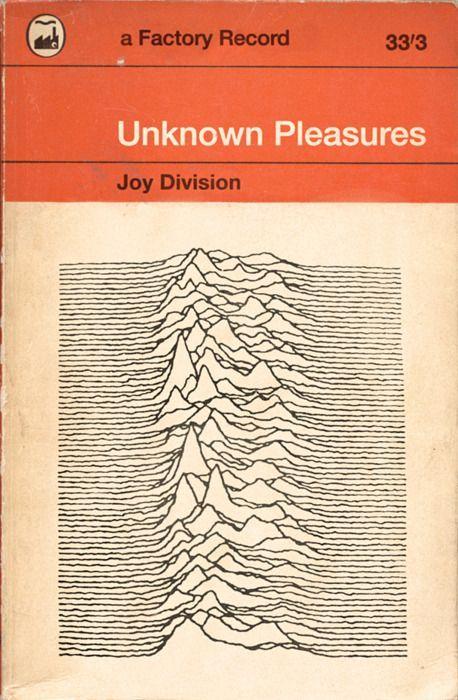 Joy Division Unknown Pleasures Not Penguin Books Joy