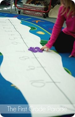 Using Number Lines to Add