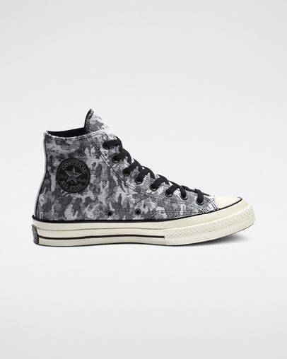 Converse Chuck Taylor All Star Holiday Scene Sequin High Top Pure SilverGoldWhite Sale
