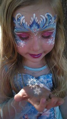 210 A Face Paint Frozen Ideas Frozen Face Paint Face Painting Face Painting Designs