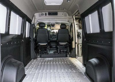 Ram Promaster Rear Cargo Hvac Systems For Heating Cooling Ram