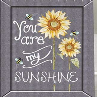 Doug Wargo S You Are My Sunshine Fabric Shower Curtain Yellow