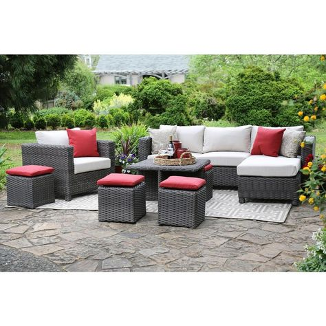 27 Best Images About Outdoor Patio Furniture U0026 Cushions On Pinterest    Replacement Cushions, Furniture Companies And Home Depot