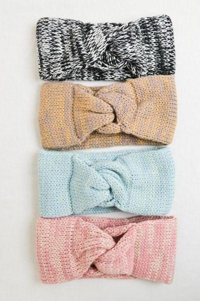 Top-knot Headband