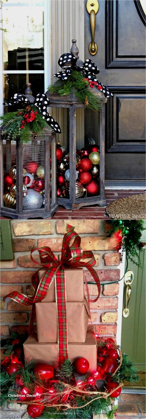 300 Christmas Outdoors Ideas Christmas Diy Christmas Christmas Decorations