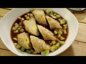 Cara Membuat Pempek Dos Tanpa Ikan Youtube Resep Resep Makanan Resep Masakan
