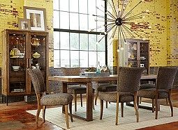Epicenters 7 Pc Dining Set Dining Room Design Dining Room
