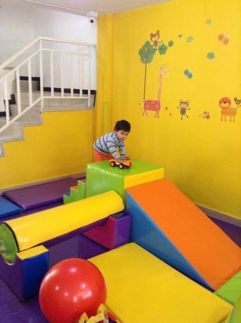 Little Mids Estimulacion Temprana Centros De Estimulacion Temprana Guardería En Casa Decoracion Para Niños