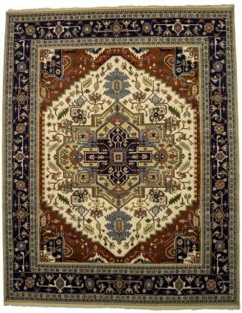 Heriz Serapi Indian Rug 12x15 Https