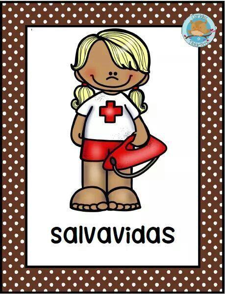 Pin De Haydee Rivera En Tulip Imagenes De Las Profesiones Profesiones Para Ninos Oficios Y Profesiones