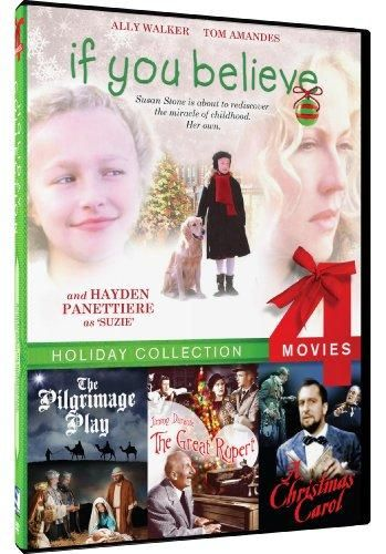 Buy If You Believe Great Rupert Pilgrimage Play Christmas Carol 4 Pack Online At Low Prices In Usa Ergode Com In 2020 Christmas Carol Holiday Collection Carole