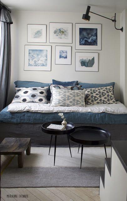 oltre 25 fantastiche idee su camera con divano letto su pinterest ... - Camera Da Letto Con Divano