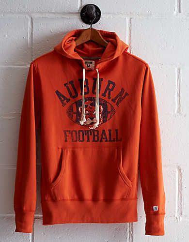 American Eagle GRAPHIC POPOVER - Hoodie - navy