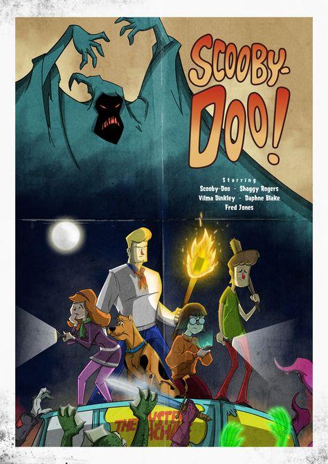 ArtStation - Scooby Doo, Jose Luis Diaz