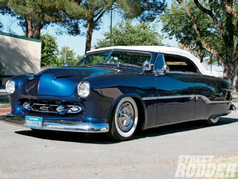 51 Ford - OMG the Beautiful Paint!!