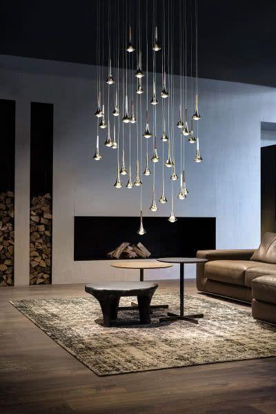 Jak wykorzystać oświetlenie do aranżacji salonu?
