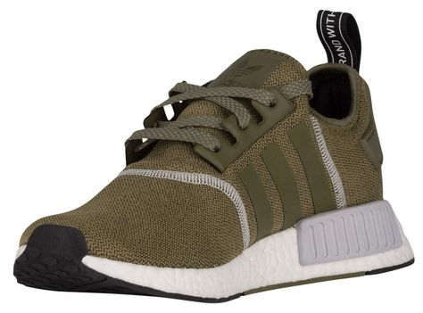 adidas nmd olive green dames