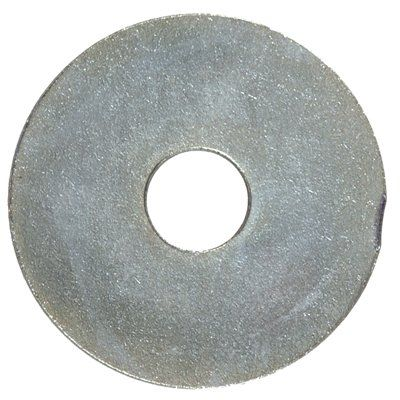 Hillman Washers Gasket 880348 4 Count 3 8 In X 1 1 4 In Zinc Plated Standard Sae Fender Washers Zinc Plating