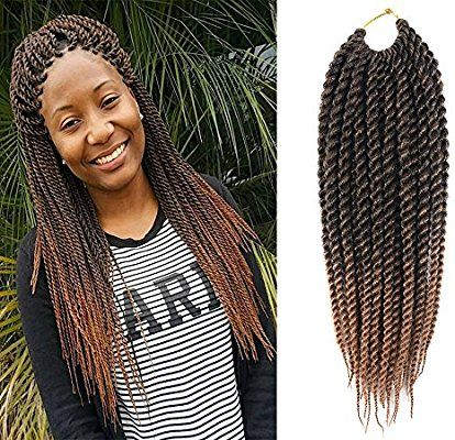 Amazon Com Una 12inch Ombre Senegalese Twist Crochet Braids