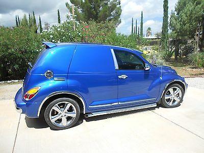 2001 2010 Chrysler Pt Cruiser Panel Van Body Kit 02 03 04 05 06 07 08 09 In 2020 Chrysler Pt Cruiser Body Kit Chrysler