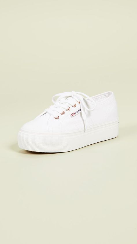 Superga 2790 Linea Up Platform Sneakers