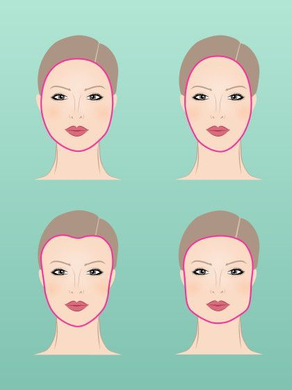 Which haircut fits your face shape? #Haircut #shape #which
