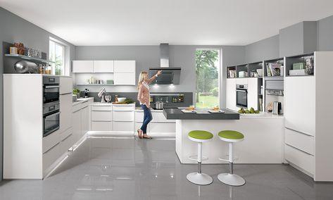 9 best Modular Kitchens images on Pinterest Fitted kitchens - korbauszüge für küchenschränke