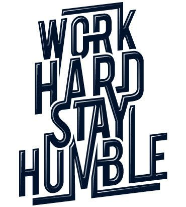 Work Hard Stay Humble is a great quote to live by, and now you can have it on your wall to inspire you, at home or in the office. This excellently designed typography quote has a effect to it to make it really pop, and comes in a choice of 33 different…