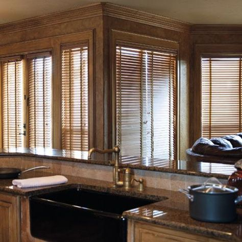 Levolor 2 Inch Premium Wood Wood Blinds Blinds Interior Design Courses Online