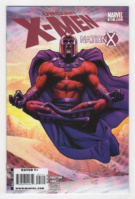Uncanny X-Men #1 Marquez Wraparound Gatefold Variant Marvel, 2019 NM