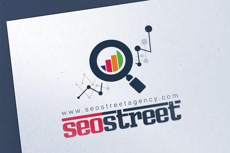 Seo Search Engine Optimization Marketing Agency Logo