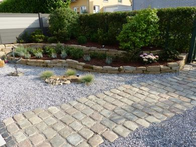 Gartengestaltung In Dortmund Erstellt Von Garten Gerold Aus Kamen In 2020 Gartengestaltung Garten Gross