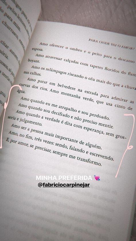 Ideia Por Ana Paula Soares Em Livros Em 2020 Citacoes Frases