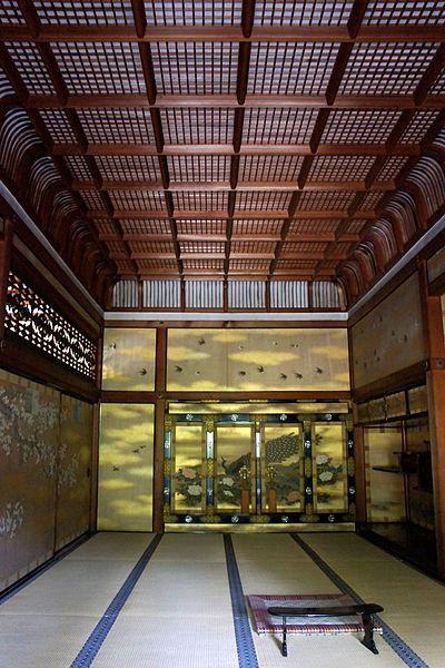 天井 仁和寺 天井 茶室